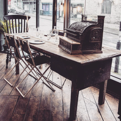 Great Table and Till